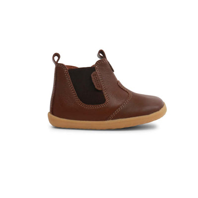 Bobux Step Up Jodhpur Boots (AW19) - Toffee-Boots- Natural Baby Shower