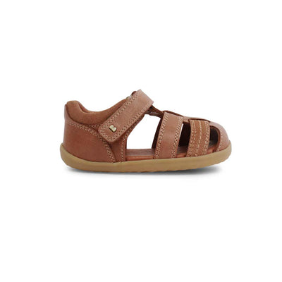 Bobux Step-Up Roam Sandals - 2020 - Caramel-Sandals- Natural Baby Shower