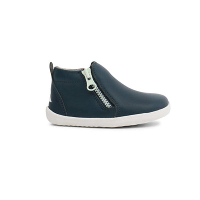 Bobux Step Up Tasman Boot - Navy-Boots- Natural Baby Shower