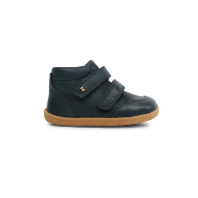 Bobux Step Up Timber Boot (AW19) - Navy-Boots- Natural Baby Shower
