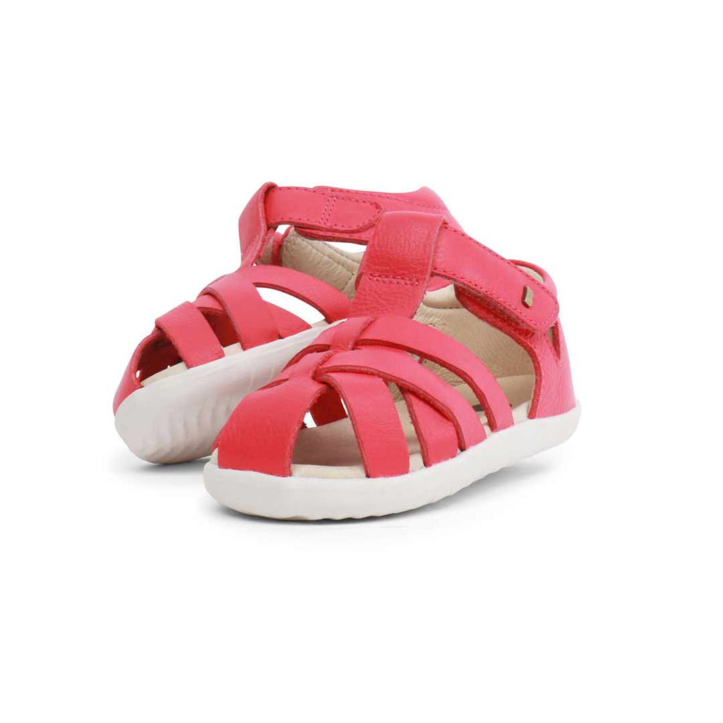 09ca7633f6bc ... Bobux Step Up Tropicana Sandals - Watermelon-Sandals- Natural Baby  Shower