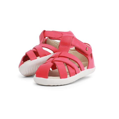 Bobux Step Up Tropicana Sandals - Watermelon-Sandals- Natural Baby Shower