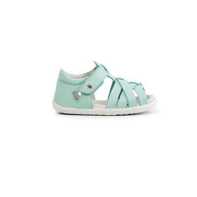 Bobux Step-Up Tropicana Sandals - 2020 - Mint-Sandals- Natural Baby Shower