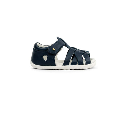 Bobux Step-Up Tropicana Sandals - 2020 - Navy-Sandals- Natural Baby Shower