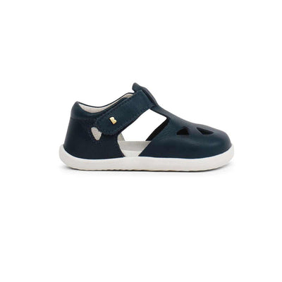 Bobux Step-Up Zap Sandals - 2020 - Navy-Sandals- Natural Baby Shower