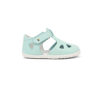 Bobux Step-Up Zap Sandals - 2020 - Mint-Sandals- Natural Baby Shower