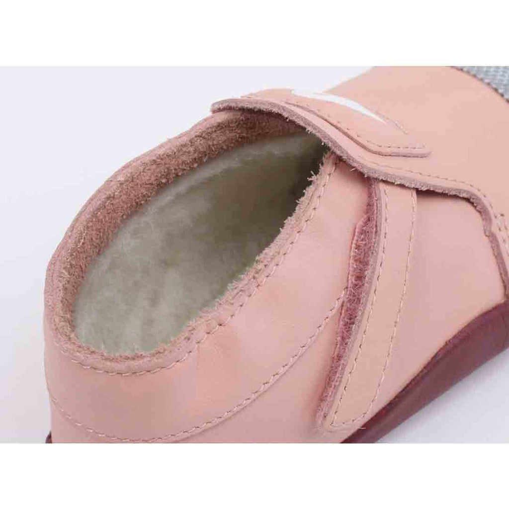 Bobux Xplorer Arctic Shoes - Blush 1