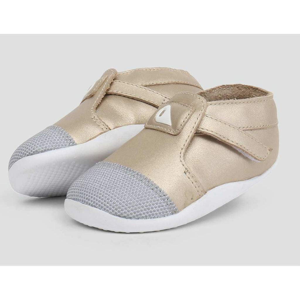 Bobux Xplorer Origin Arctic Shoes - Gold-Shoes- Natural Baby Shower