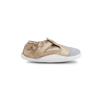 Bobux Xplorer Origin Arctic Shoes (AW19) - Gold-Shoes- Natural Baby Shower