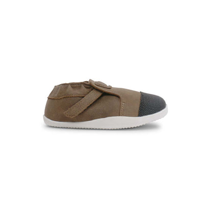 Bobux Xplorer Origin Arctic Shoes (AW19) - Olive-Shoes- Natural Baby Shower