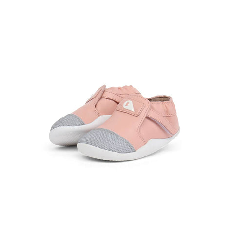 Bobux Xplorer Origin Shoes - Blush Pink 1
