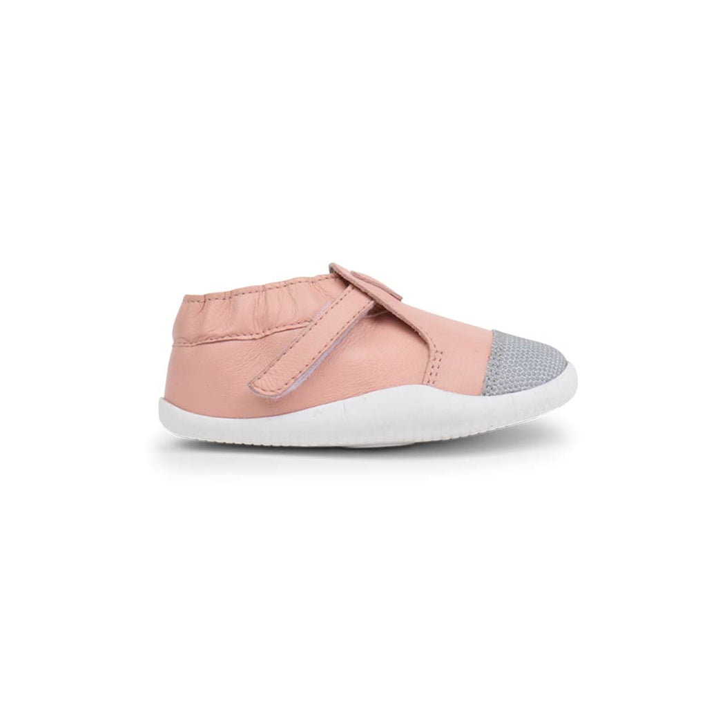 Bobux Xplorer Origin Shoes - Blush Pink-Shoes- Natural Baby Shower