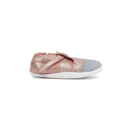 Bobux Xplorer Origin Shoes - Pink Sparkle-Shoes- Natural Baby Shower