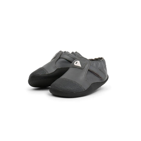Bobux Xplorer Origin Shoes - Smoke 1