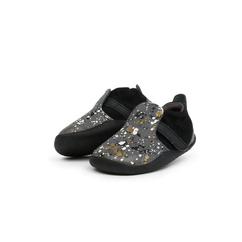 Bobux Xplorer Spekkel Shoes - Printed Smoke 2