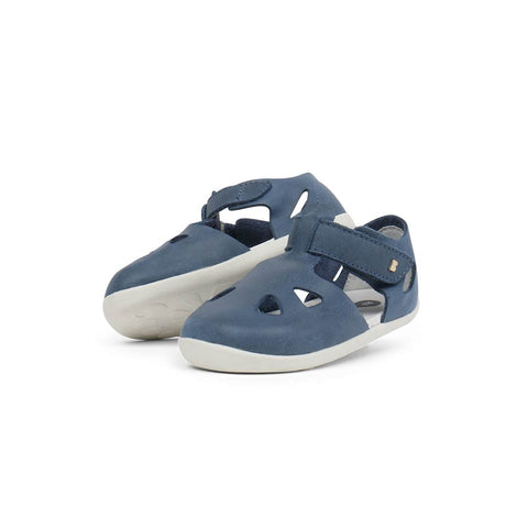 Bobux Zap Sandals - Denim