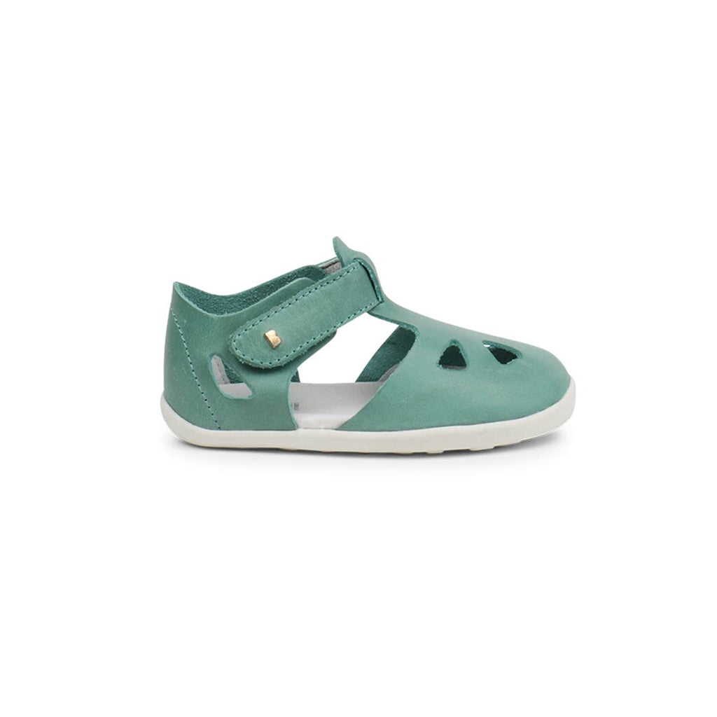 4514f070be19 Bobux Step Up Zap Sandals - Teal-Sandals- Natural Baby Shower ...