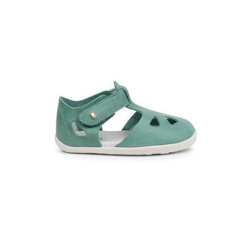 Bobux Zap Sandals - Teal