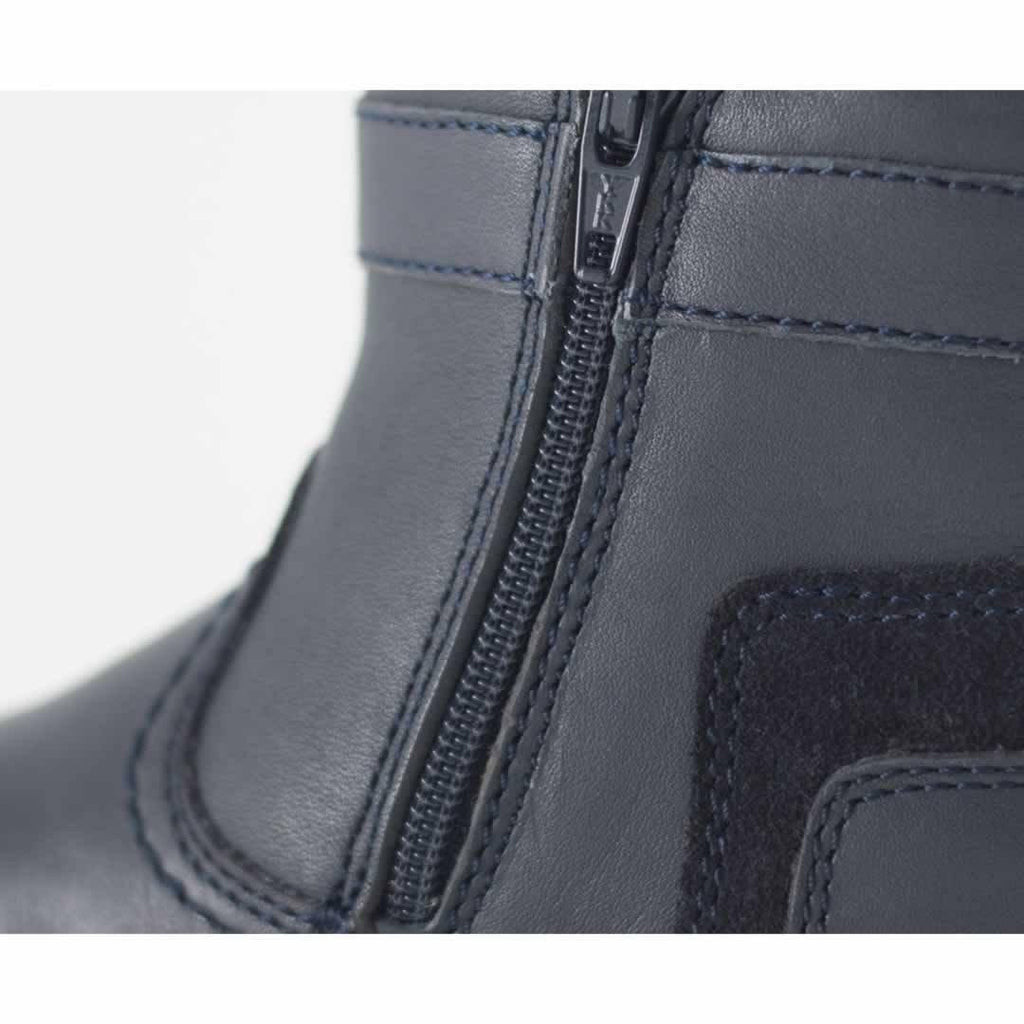 Bobux Bolt Boot - Navy ZIp