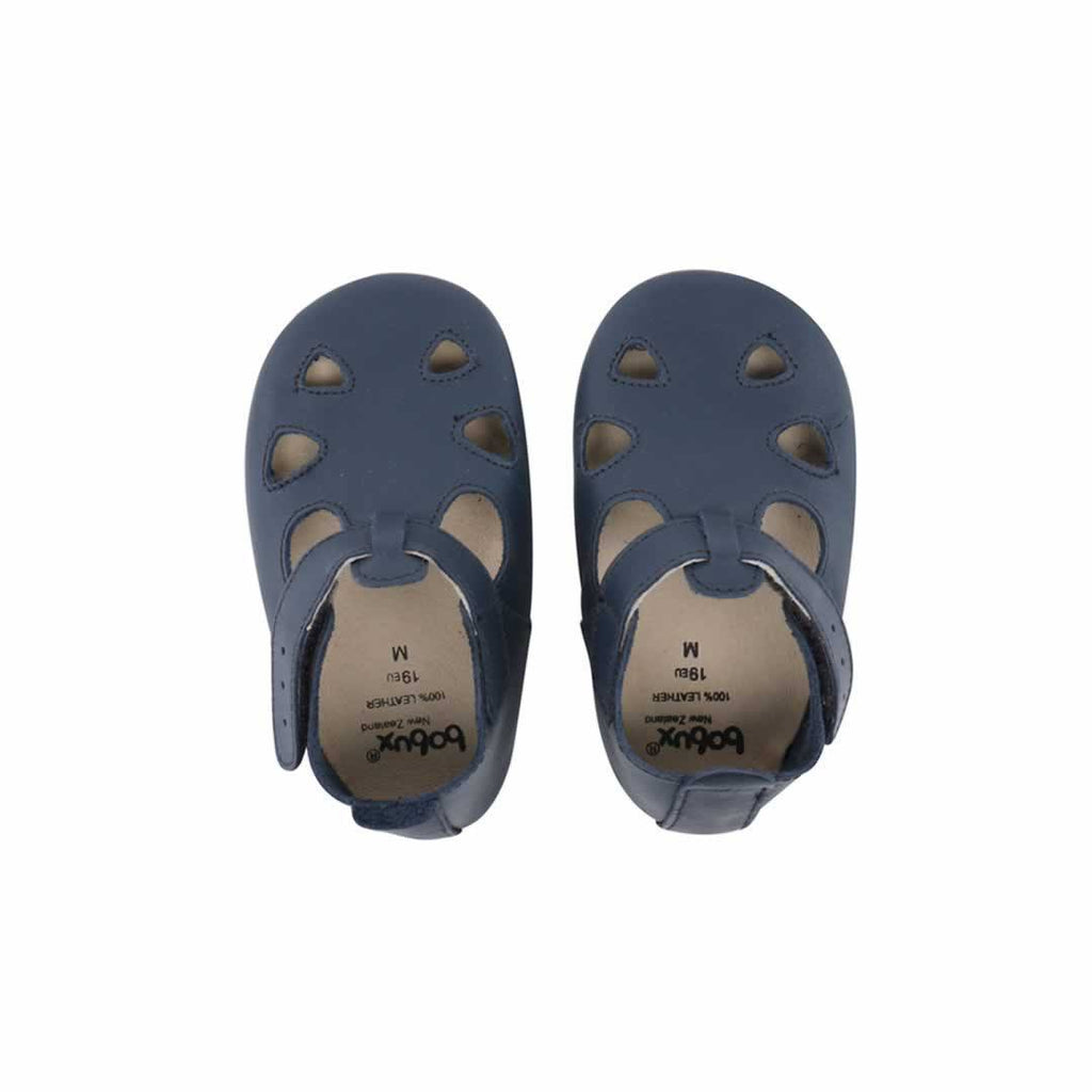 Bobux Sandals - Navy - Sandals - Natural Baby Shower