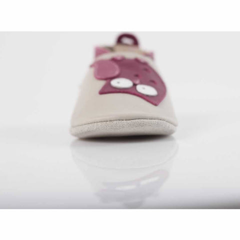 Bobux Shoes - Milk Owl - Baby Shoes & Booties - Natural Baby Shower