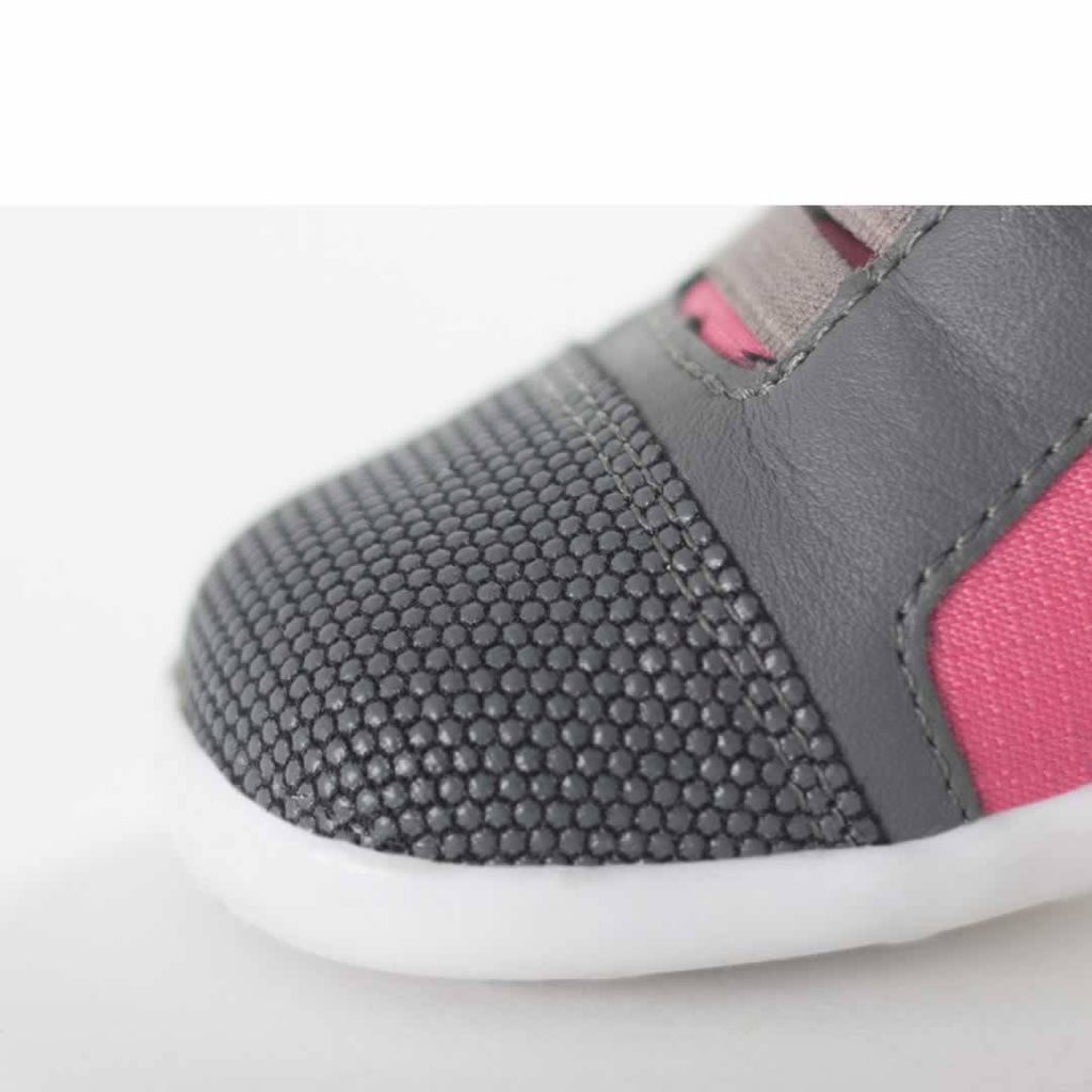Bobux Step Up Tint Shoes - Fuchsia Toe