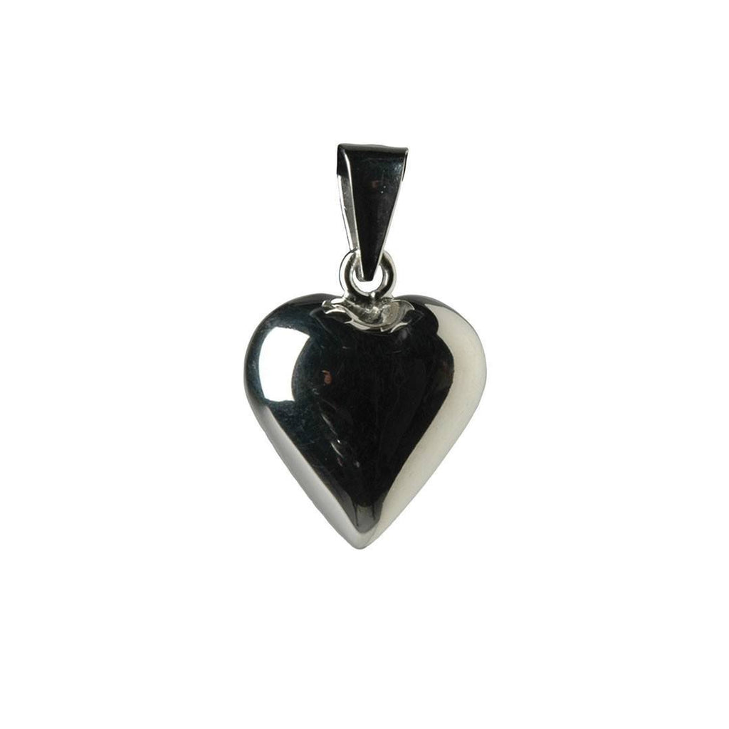 Bola Necklace Pendant  Heart