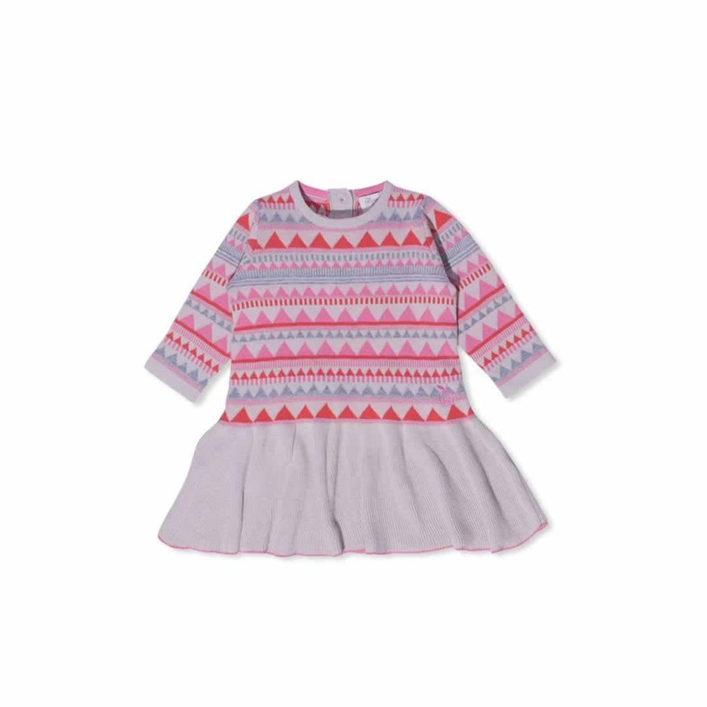Bonnie Baby Bizzy Dress - Pink