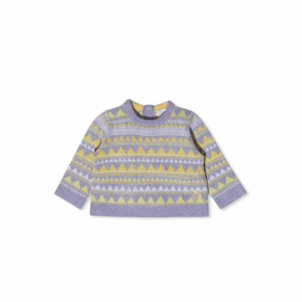 Bonnie Baby Brio Sweater - Yellow
