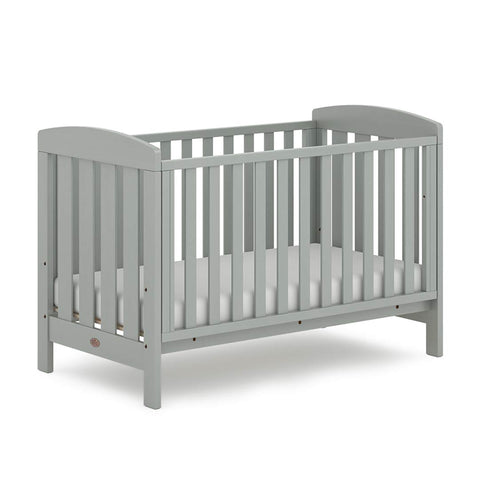 Boori Alice 2 Piece Nursery Set - Pebble 4
