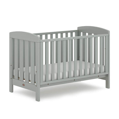 Boori Alice Cot Bed - Pebble-Cot Beds- Natural Baby Shower
