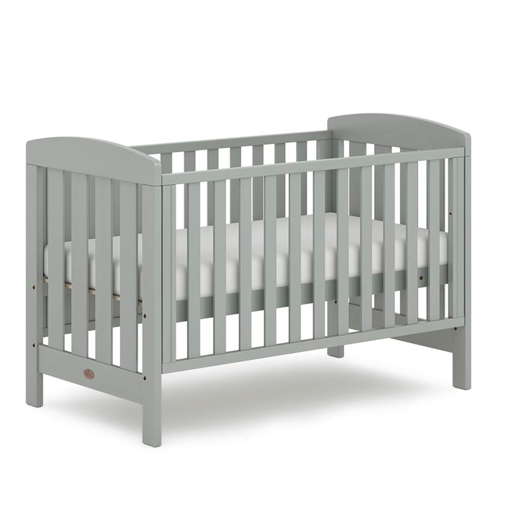 Boori Alice Cot Bed - Pebble 1