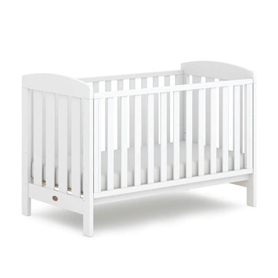 Boori Alice Cot Bed - Barley White-Cot Beds- Natural Baby Shower