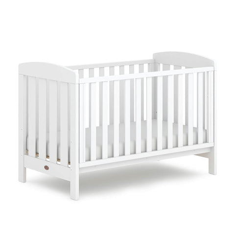Boori Alice 2 Piece Nursery Set - White 4