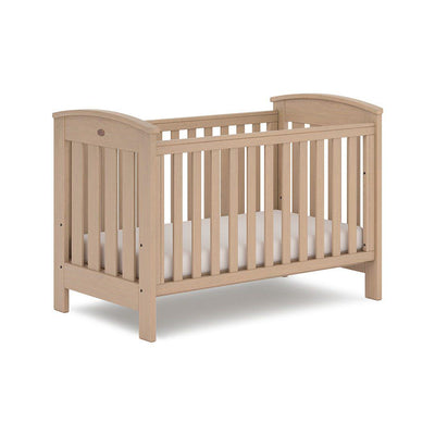 Boori Classic Cot Bed - Almond-Cot Beds- Natural Baby Shower