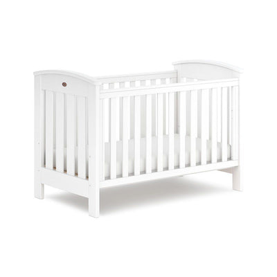 Boori Classic Cot Bed - Barley White-Cot Beds- Natural Baby Shower