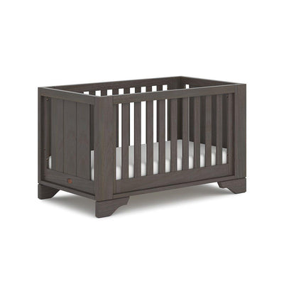 Boori Eton Expandable Cot Bed - Mocha - Ex-Display-Cot Beds- Natural Baby Shower