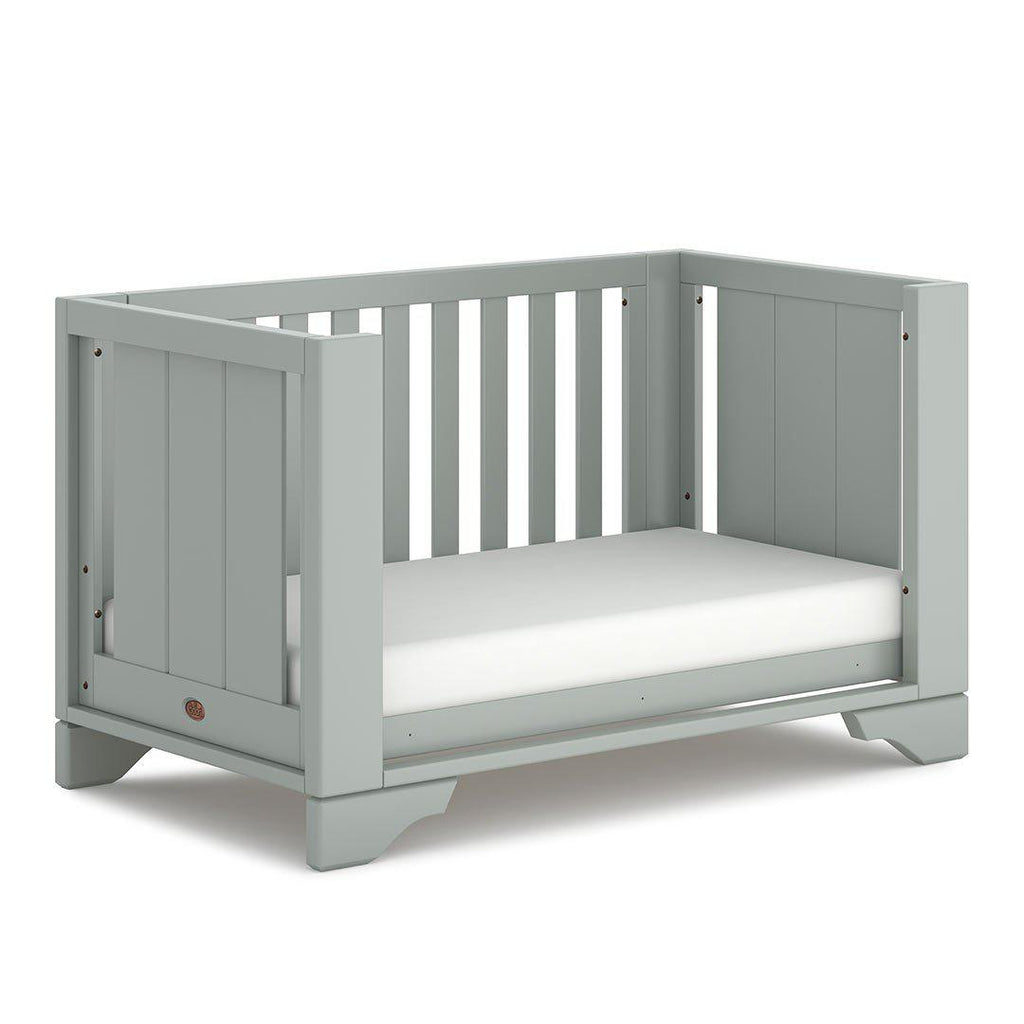 Boori Eton Expandable Cot Bed - Pebble-Cot Beds- Natural Baby Shower