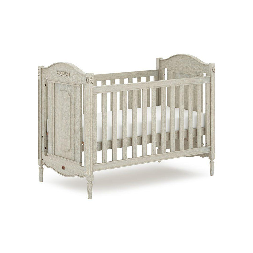 Boori Grace Cot Bed - Antique Grey-Cot Beds- Natural Baby Shower
