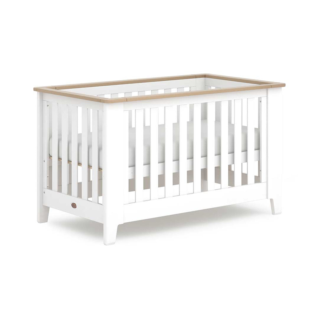 Boori Pioneer Expandable Cot Bed Barley Almond