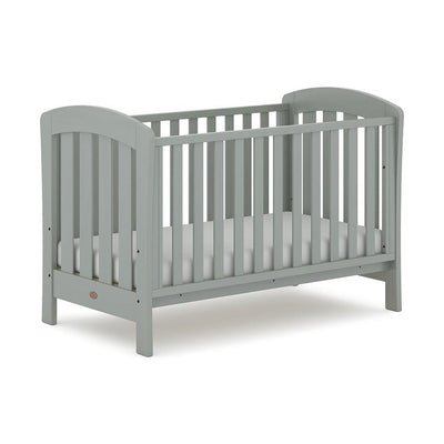 Boori Sunshine Cot Bed - Pebble - Ex-Display-Cot Beds- Natural Baby Shower