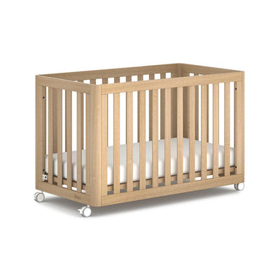 Boori Turin Cot - Almond-Cot Beds- Natural Baby Shower
