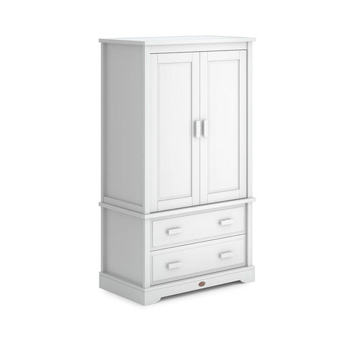 Boori Universal Wardrobe - Barley White-Wardrobes- Natural Baby Shower