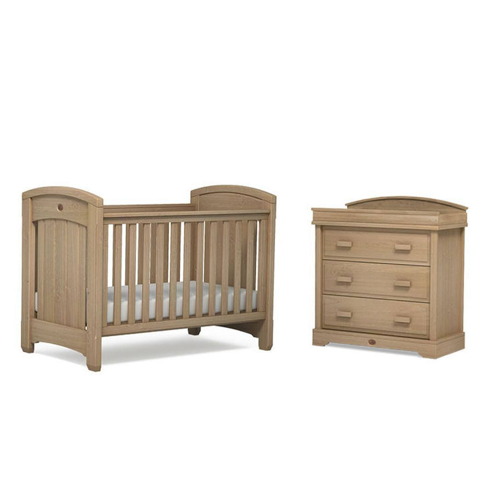 Boori Classic Royale 2 Piece Nursery Set in Almond