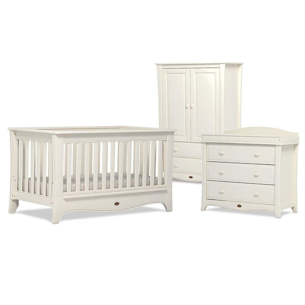 Boori Provence 3 Piece Nursery Set in Ivory