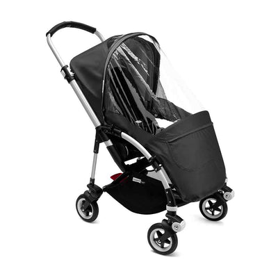 Bugaboo Bee5 High Performance Raincover - Black-Raincovers- Natural Baby Shower