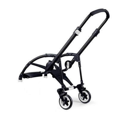 Bugaboo Bee3 Chassis - Black-Stroller Frames- Natural Baby Shower