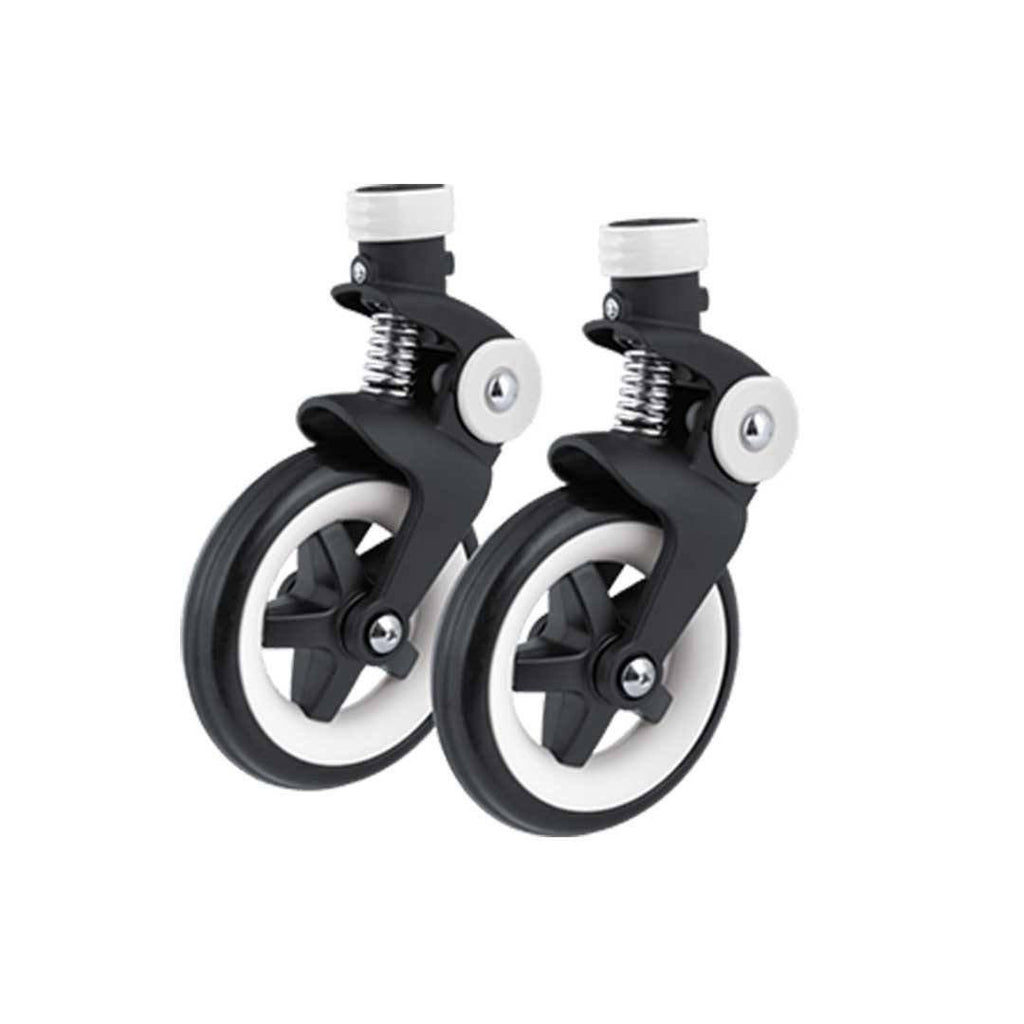 Bugaboo Bee3 Swivel Wheels Replacement Set-Spare Wheel Parts- Natural Baby Shower