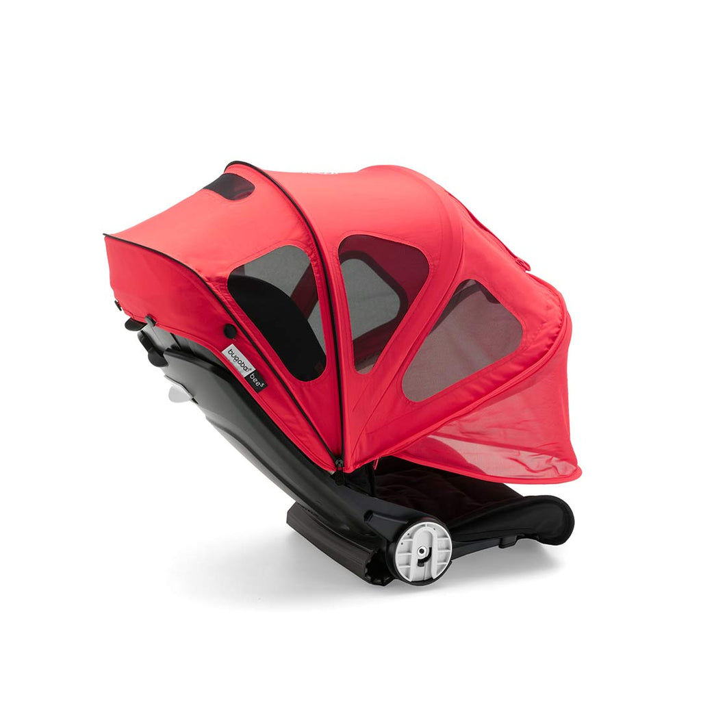 Bugaboo Bee5 Breezy Sun Canopy - Neon Red 1