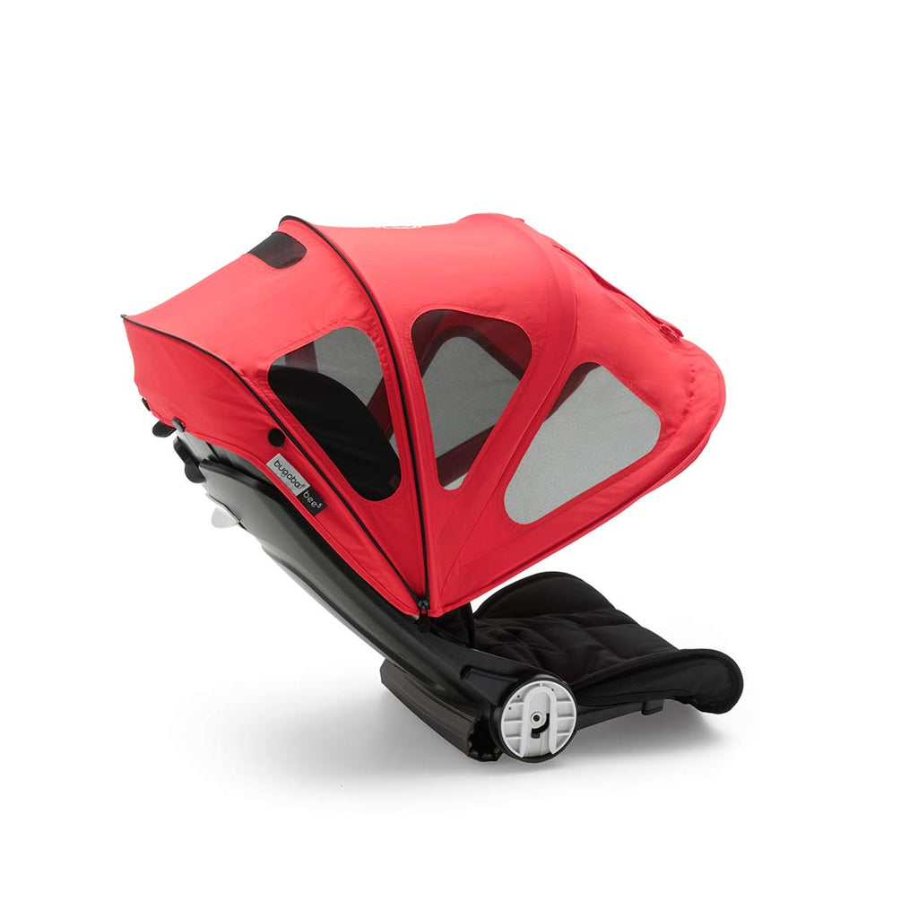 Bugaboo Bee5 Breezy Sun Canopy - Neon Red